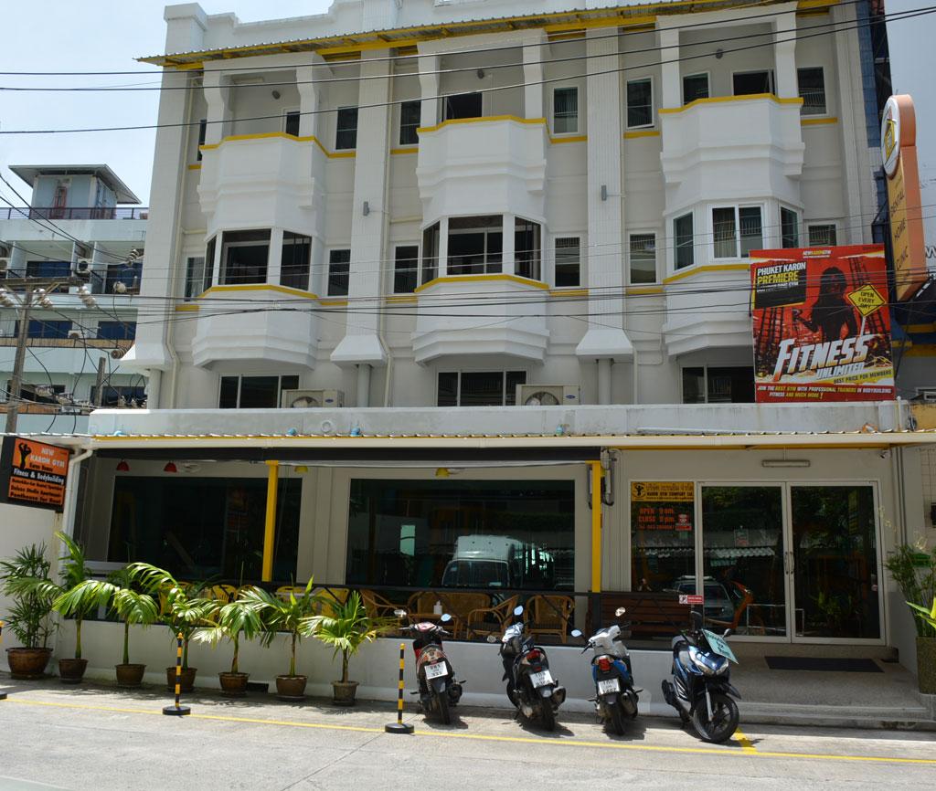 New Karon Gym - Phuket